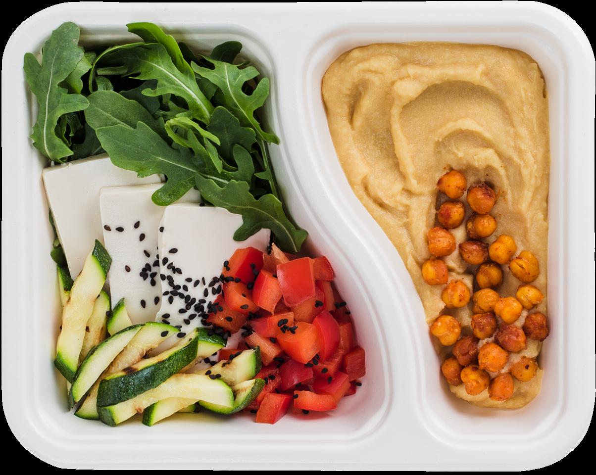 DIETA WEGETARIAŃSKA + RYBY / BEZ LAKTOZY